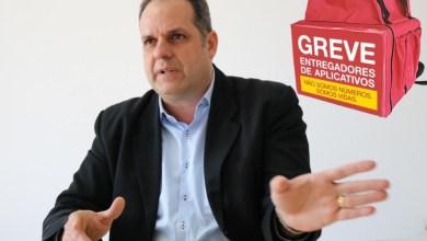 Photo of DIREITOS – Greve dos entregadores de aplicativo representa o 1º de maio para trabalhadores superexplorados, diz Israel Lessa