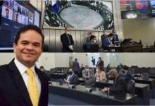 Photo of Parlamento alagoano vota cerca de 350 matérias e presidente destaca ação do colegiado no semestre