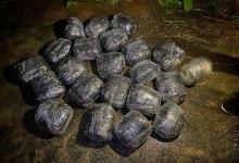 Photo of Polícia apreende 20 quilos de drogas após confronto com traficantes