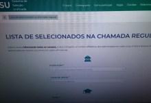 Photo of PRIMEIRA CHAMADA: Matrícula dos aprovados do Sisu começa hoje