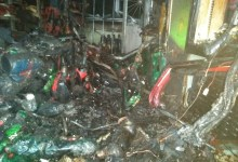Photo of Incêndio destrói casa e depósito de bebidas no Benedito Bentes, em Maceió