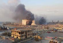 Photo of Forte explosão na região portuária de Beirute deixa vários feridos; Assista!