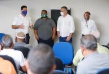 Photo of ELEIÇÕES 2020: Alfredo Gaspar encontra taxistas de Maceió e recebe demandas da categoria
