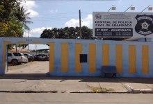 Photo of Idoso de 66 anos é preso suspeito de estuprar duas netas em Craíbas, AL