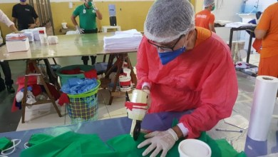 Photo of PREVENÇÃO À COVID-19: Seris já contabiliza 145 mil máscaras confeccionadas durante pandemia