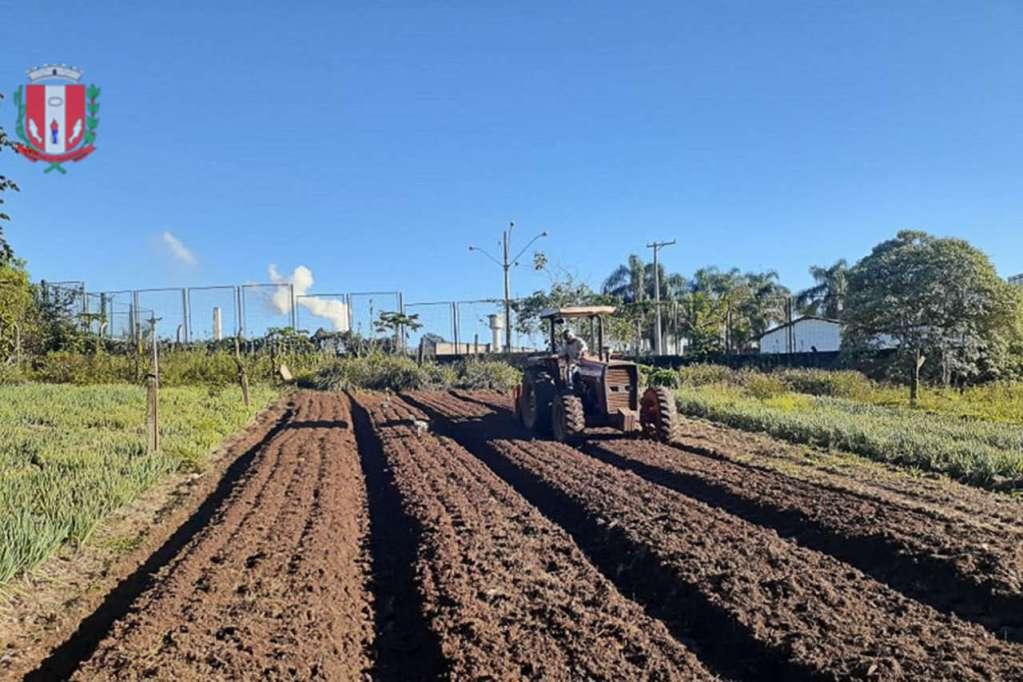 Secretaria da Agricultura e USP iniciam nova Horta Escola do Horto Municipal