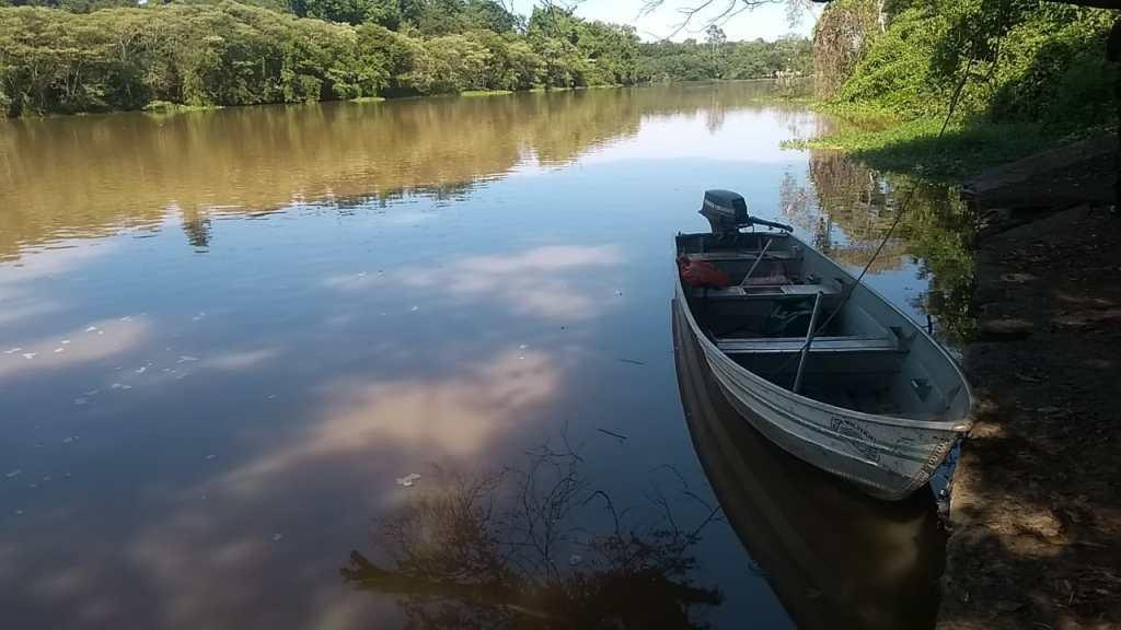 PM Ambiental aplica R$ 4 mil de multa por pesca em Cachoeira de Emas