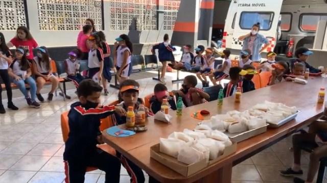 festa crianca pm araras 8