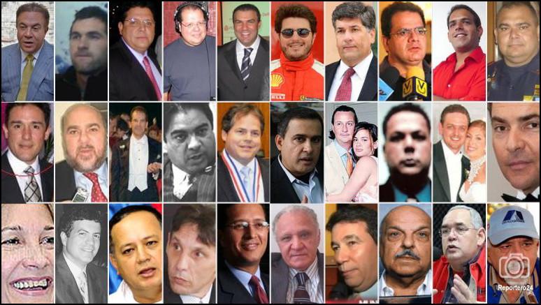 red de corrupción chavista