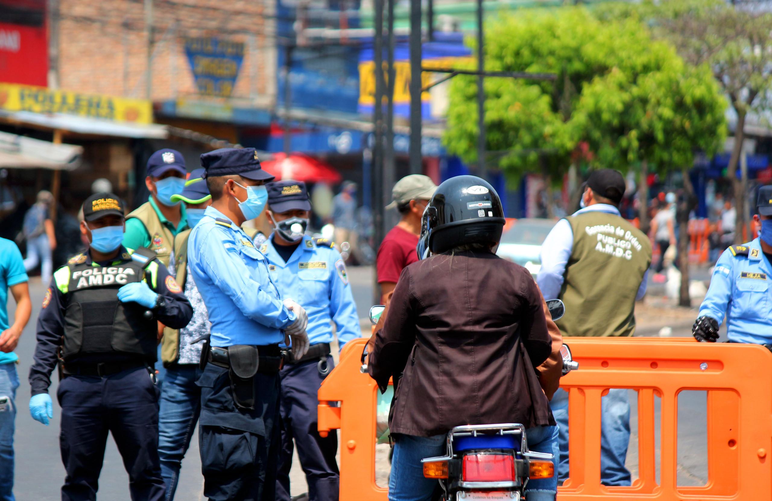 Covid en Tegucigalpa (11)