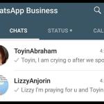 Whatsapp, Kemi Olunloyo, Toyin Abraham, Lizzy Anjorin