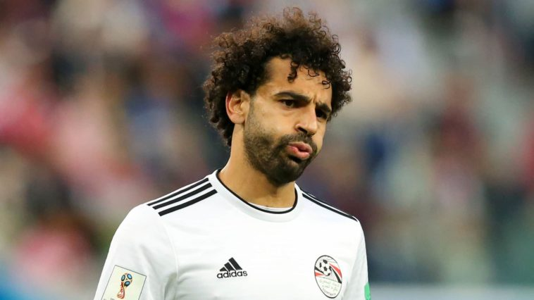 Mo Salah Egypt national team