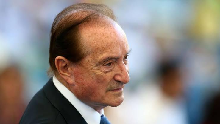 ormer FIFA Vice-President Eugenio Figueredo
