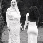 Muslim and Christian lesbians wed