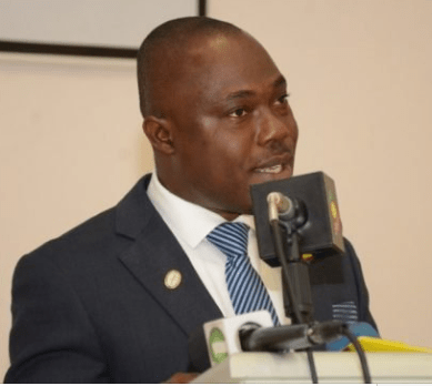 Ghanaian Lecturer, Yaw Gyampo Vows