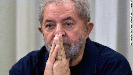 Brazil's Former President Lula Da Silva Released From Prison