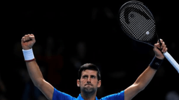 BREAKING: Djokovic Romps To Victory In ATP Finals Opener