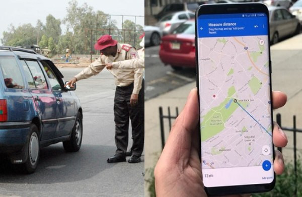 Using Google Map On Mobile Device While Driving Is A Serious Traffic Offence — FRSC