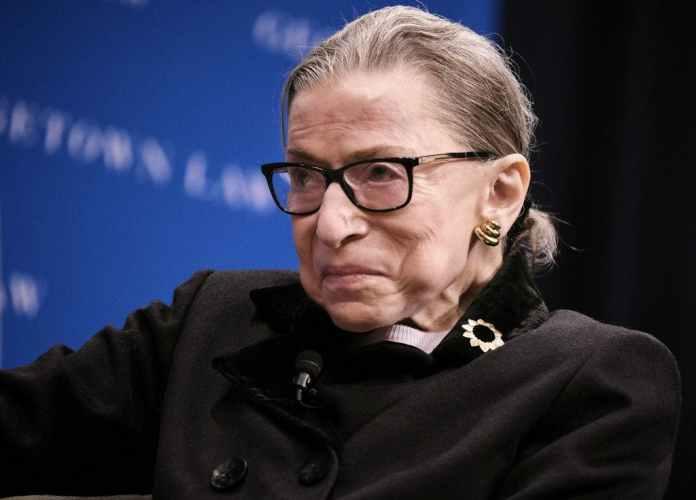 U.S. Supreme Court Judge Ruth Bader Ginsburg, 86, Hospitalized