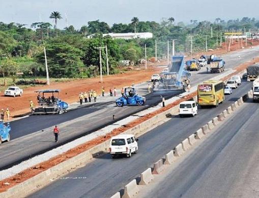 Lagos-Ibadan Expressway 'Kara Bridge'