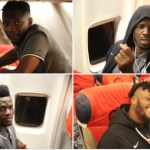 JUST IN: Super Eagles Arrive In Abuja After Lesotho Clash