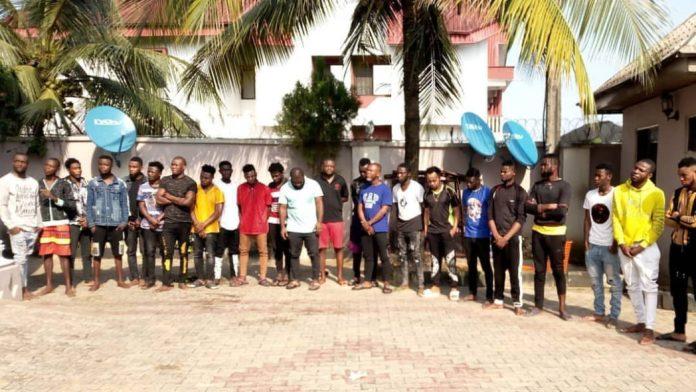 EFCC Discovers Yahoo-Yahoo School In Akwa Ibom, Nabs Students, Teachers
