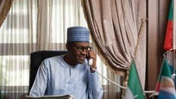 Buhari Phones Jonathan Following The Attack At His Otuoke Residence