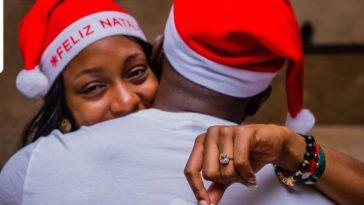 'I Said Yes!' BBNaija Star, Khafi Announces Her Engagement To Gedoni