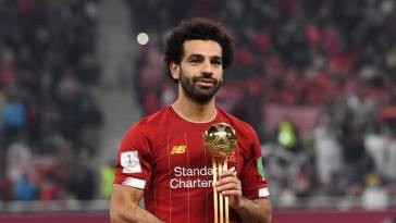 Mo Salah Wins Golden Ball In Doha Despite Firmino Scoring