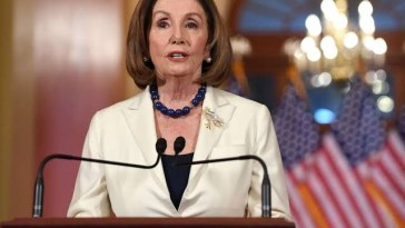 Nancy Pelosi Pkans To Impeach Donald Trump Before Year End