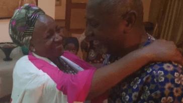 At Last, Sambo Dasuki Reunites With His Family After 4 Years In DSS Custody (Photos)