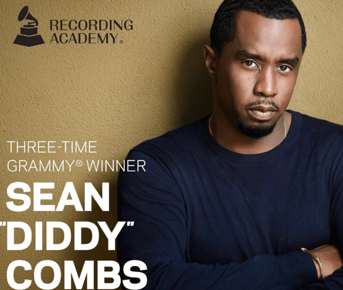 Grammy 2020: P Diddy To Get Honorary 'Industry Icon Awards'