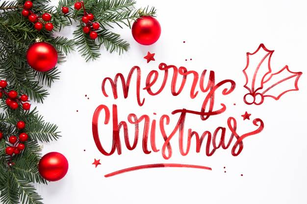 Merry Christmas To You All...