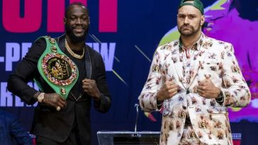 Trump Extended Invitation To Wilder Vs Fury Fight