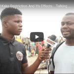 VOX-POP: Nigerians React To The Ban Of Okada/Keke -TALKING DRUM TV
