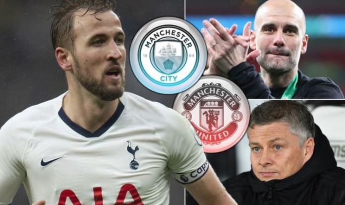 Harry Kane: Join Man City Or Liverpool, Forget Man United