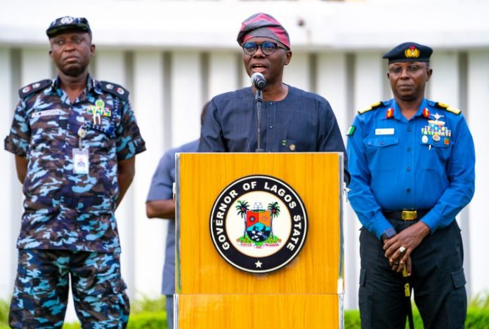 BREAKING! Lagos Cancels Plans To Reopen Churches, Mosques
