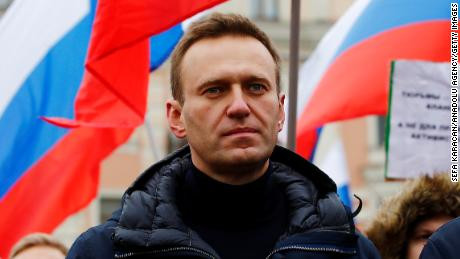 Alexei Navalny, Russian Opposition Leader, Out Of Coma After Being Poisoned With Novichok