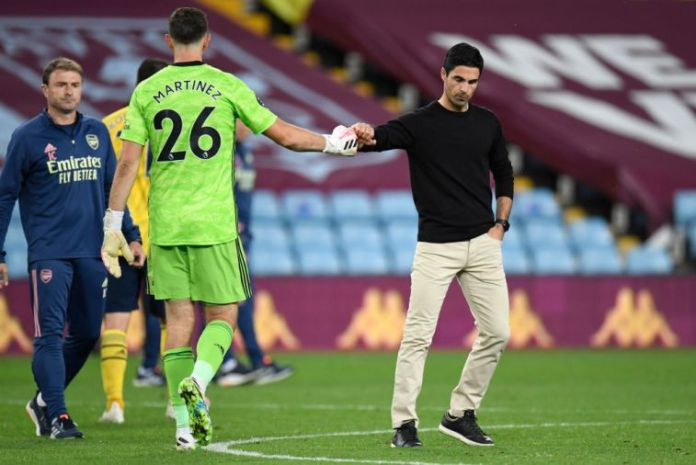 Arteta Has Found A New Goalkeeper With Martinez Set To Leave?