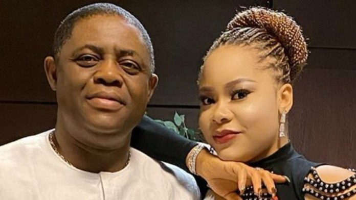 BREAKING Femi Fani-Kayode And His Wife Precious Chikwendu Have Separated!
