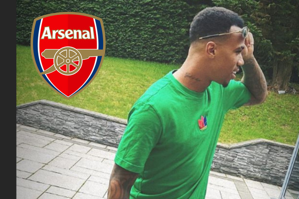 Finally Arsenal Unveil Gabriel Magalhaes Officially, Shirt Number Revealed