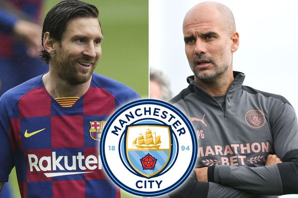 Guardiola Gives Messi Advise That Has Changed Transfer Plans Between Man City And Barca