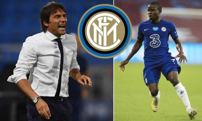 Inter Milan To Get £60m Fund From These Three Players For N'Golo Kante Transfer Fee