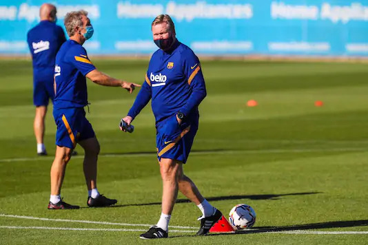 Koeman's Barcelona Era Begins Without Messi As Star Fails To Show Up For Training