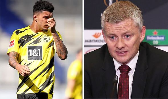 Man Utd Have Now Chosen To Walk Away From Jadon Sancho Transfer