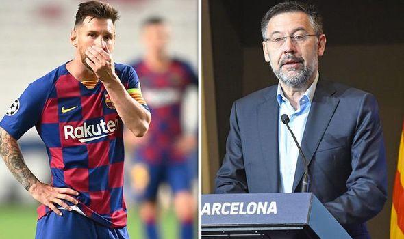 Prison Sentence Awaits Barcelona President Bartomeu Over Lionel Messi Crisis