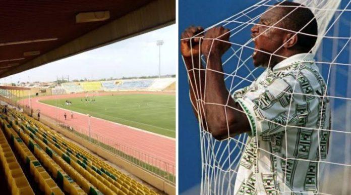 Kwara Stadium To Named After Rashidi Yekini