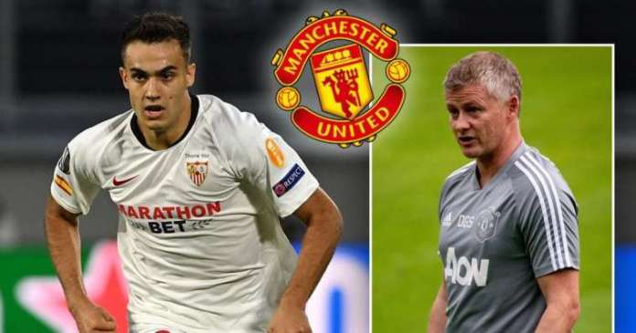 Real Madrid Want Condition Met If Man Utd Must Sign Sergio Reguilon