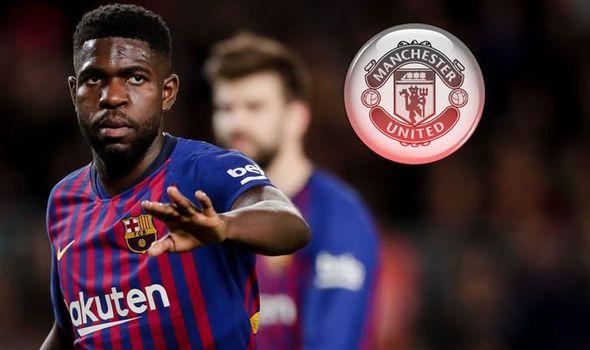 Samuel Umtiti's Agent Provides Fresh Update On Defender's Barcelona Future