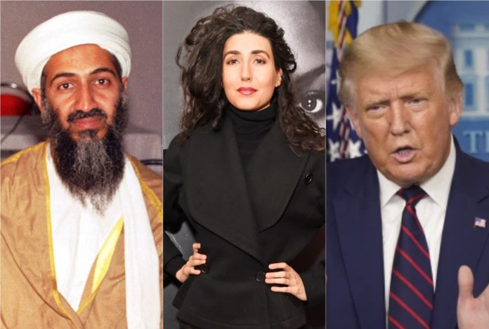 Only Trump Can Prevent Another 9/11 - Osama bin Laden's Niece Gives Reason Why Trump Must Be Re-elected